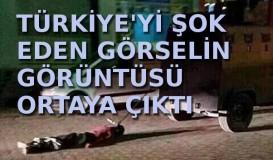 Türkiye'nin konuştuğu fotoğrafın görüntüsü çıktı