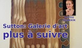 Sutton: Galerie d'art plus à suivre