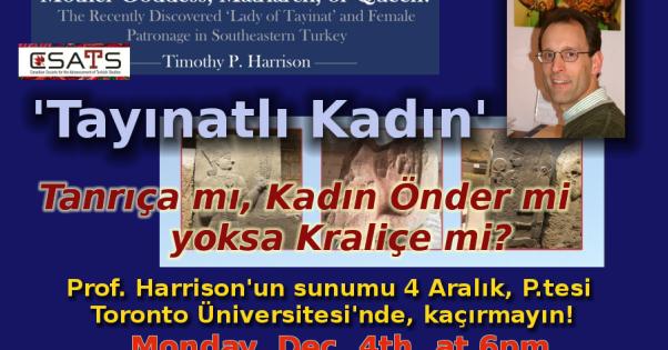 'Tanrıça mı, Kadın Önder mi, yoksa…'