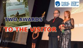 Two Awards for The Visitor in Montreal