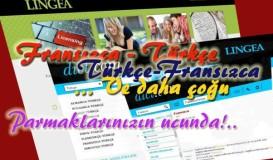Yeni Fransızca-Türkçe Sözlük