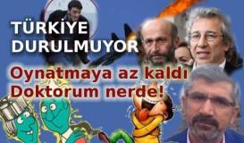 Türkiye durulmuyor