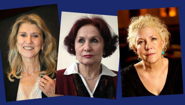 Three candidates for PEN.