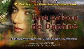 Festival s'ouvre avec Une saison de Daphné