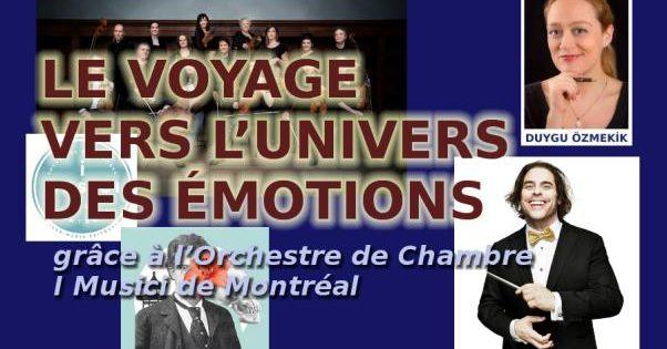 Voyage vers l'univers des émotions