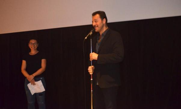 L'acteur principal du film La vie précieuse, Yetkin Dikinciler.