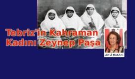 Kahraman Kadın Zeynep Paşa